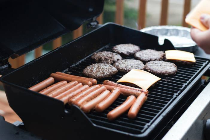 Grill: how to grill your food in summer