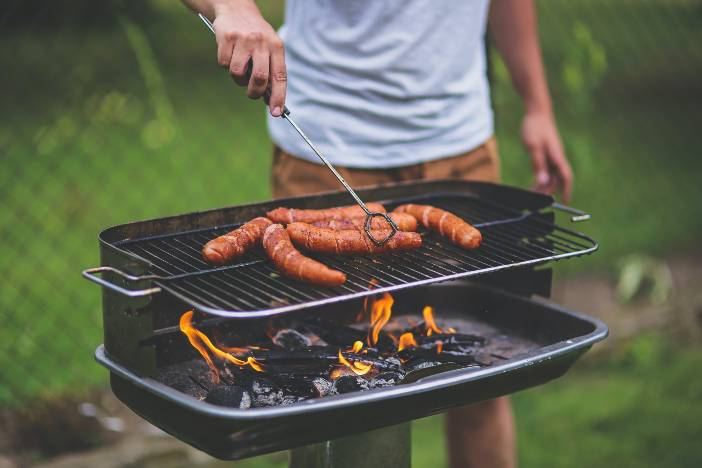 Grill: how to grill at home