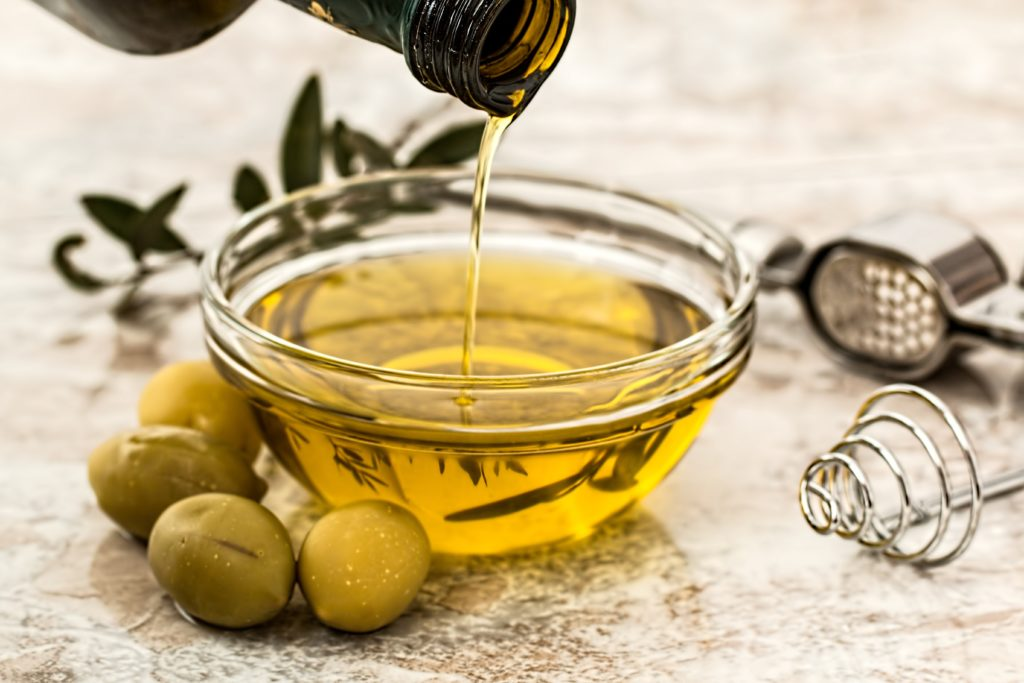 Oil: Foods You Should Not Refrigerate
